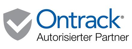 Logo Ontrack Autorisierter Partner